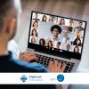 Videoconferência com biometria facial