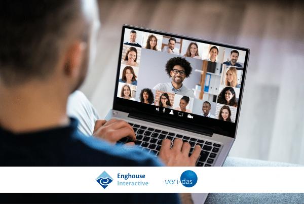 Videoconferencia con biometría facial